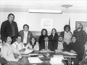 4H Club Officers Col. Cty. 1977