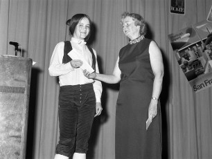4H Department Fashion Show Hudson Middle School 1972 (4)