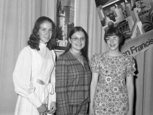 4H Department Fashion Show Hudson Middle School 1972 (5)