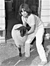 4H at the Col. Cty. Fair 1972 (7)