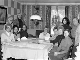American Cancer Society Committee Meeting in G'town 1978