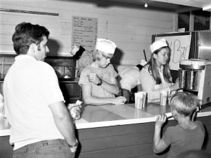 Col. Cty. 4H Milk Bar 1975