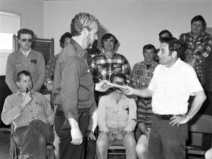 Col. Cty. Highway Dept. First Aid Class by Greenport Rescue Sq. 1978 (1)
