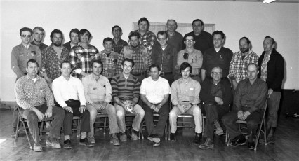 Col. Cty. Highway Dept. First Aid Class by Greenport Rescue Sq. 1978 (2)