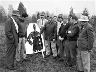 Col Cty Sheriff pistol practice 1950 (3)