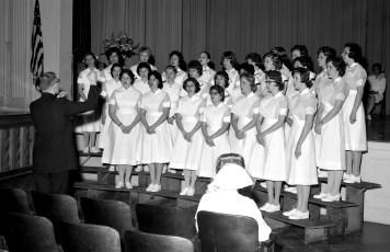 CMH 1964 Capping of Nurses Ceremony (1)