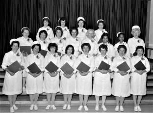 CMH 1965 Practical Nurses Graduation