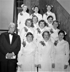 CMH 1956 Graduating Nurses