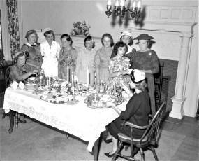 CMH 1958 Nurses Tea