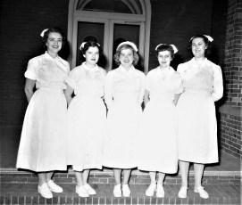 CMH 1954 Nursing Graduates