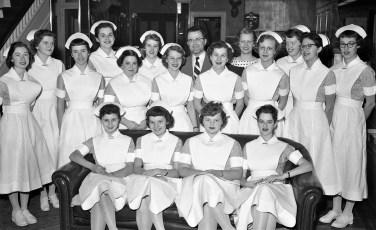 CMH 1956 Student Nurses Choir