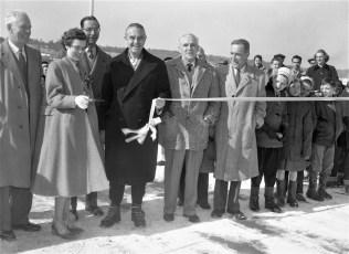 Kingston Rhinecliff Bridge Opening Averell Harriman Feb 1957 (3)