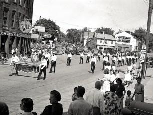 Hudson Firemans Parade 1945 (5)