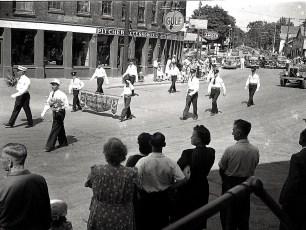 Hudson Firemans Parade 1945 (6)
