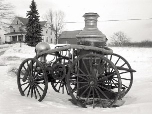 Tivoli Fire Engine on 9G 1948 (2)