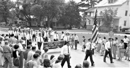 Col. Cty Volunteer Fireman's Parade Livingston 1958 (6)