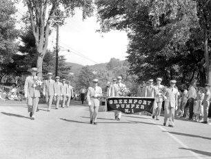 Col. Cty. Firemans Parade in Canaan 1956 (5)