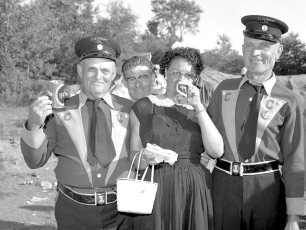 Col. Cty. Firemans Parade in Canaan 1956 (8)