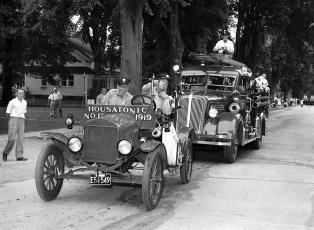 Col. Cty. Volunteer Fireman's Parade Copake 1958 (6)
