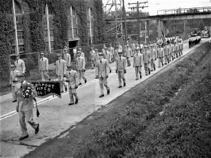 Greenport NY Fireman's Parade 1951 (11)