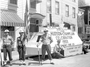 Hudson Champlain Celebration Parade 1959