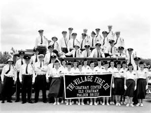 Tri Village Firemen & Ladies Aux. 1959