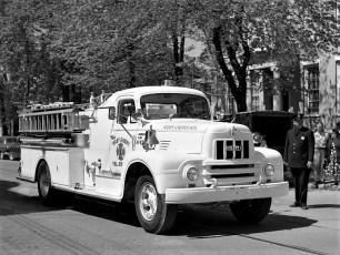 West Ghent Fire Dept. pumper 1959