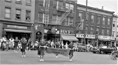 Col. County Firemen's Parade Hudson 1965 (2)