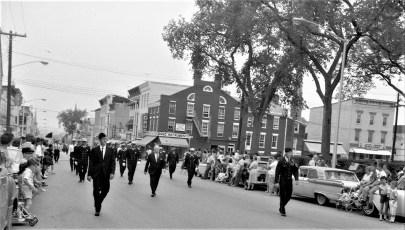Col. County Firemen's Parade Hudson 1965 (3)