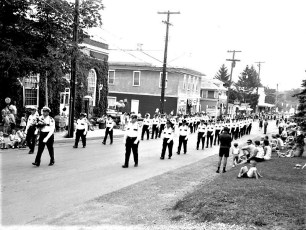 Col. Cty. Firemens Conv. Parade Germantown 1967 (2)