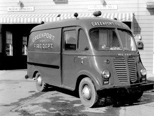 Greenport Fire Dept. Emergency Truck 1962