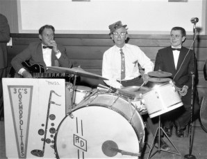 Linlithgo Fire Dept Banquet Band 1964