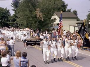 Col. Cty. Fire Parade Stuyvesant Falls 1977 (1)