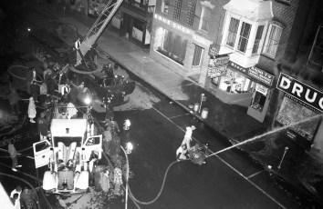 Catskill Fire Main Street May 1957 (1)