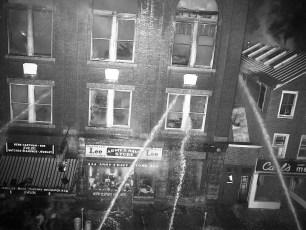 Catskill Fire Main Street May 1957 (2)