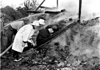 Greenport Fire Lee Brown Farm May 1954 (3)