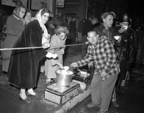 Hudson Fire 311 Warren St. Lincoln Hotel & Stanton Drug Store Dec. 1956 (5)