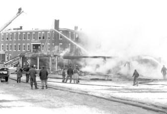 Chatham Fire Chatham Motors Dec. 1961 (1)