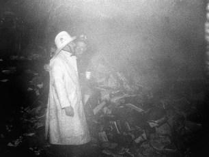 Hudson Fire Marsh's Warehouse Oct. 1964 (4)