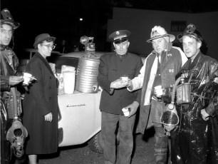 Hudson Fire Marsh's Warehouse Oct. 1964 (7)