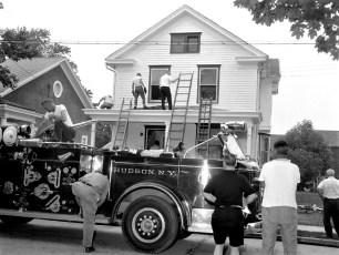 Hudson Fire Miller's 18 Aiken Ave. Aug. 1964 (1)