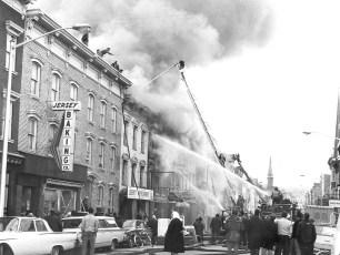 Hudson Fire Warren St. Good Friday Apr. 1965 (11)
