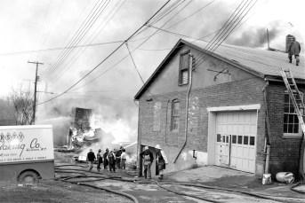 Hudson Fire Warren St. Good Friday Apr. 1965 (3)