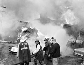 Hudson Fire Warren St. Good Friday Apr. 1965 (7)