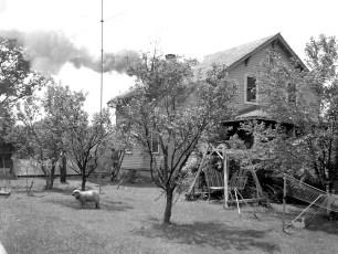 Linlithgo Fire Nawrockie Rt. 9G June 1958 (1)
