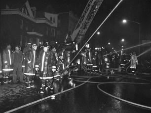 Hudson Fire 409-411-413 Warren St. Oct. 1975 (2)