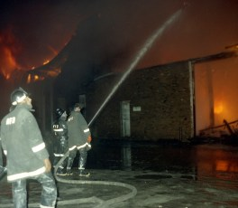 Hudson Fire Glue Factory Feb. 1975 (2)