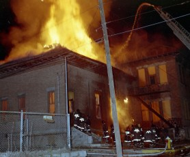 Fires in the 1970s