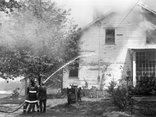 Linlithgo Fire Dave Miller May 1974 (2)