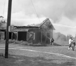 Livingston Fire Paszko Farm barn Manorton Sept 1971 (5)